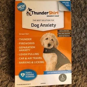 Dog Thunder shirt (jacket)